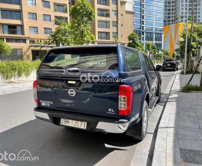 Cần bán xe Nissan Navara sản xuất 2018, màu xanh lam, nhập khẩu, 539tr0
