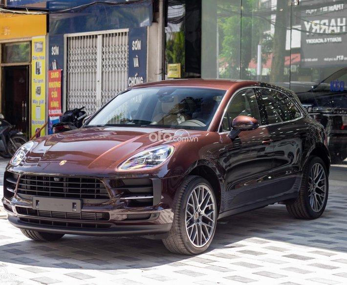 Bán Porsche Macan sản xuất năm 2021 xe nhập khẩu sẵn xe giao ngay0