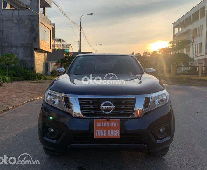 Bán Nissan Navara đời 2017, màu xanh lam còn mới, 505 triệu0
