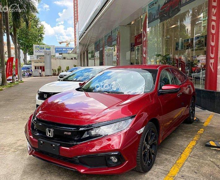 (Bình Định - Phú Yên) Honda Civic 2021 - ưu đãi tháng 07 giảm giá cực sốc0