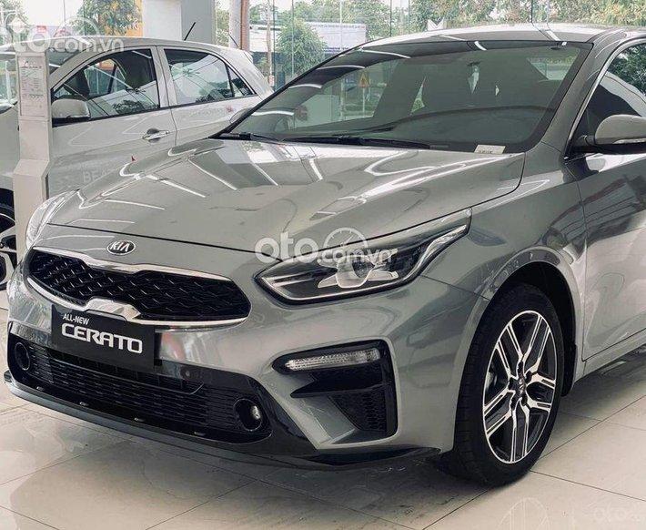 Bán ô tô Kia Cerato 2021 với ưu đãi cực sốc0