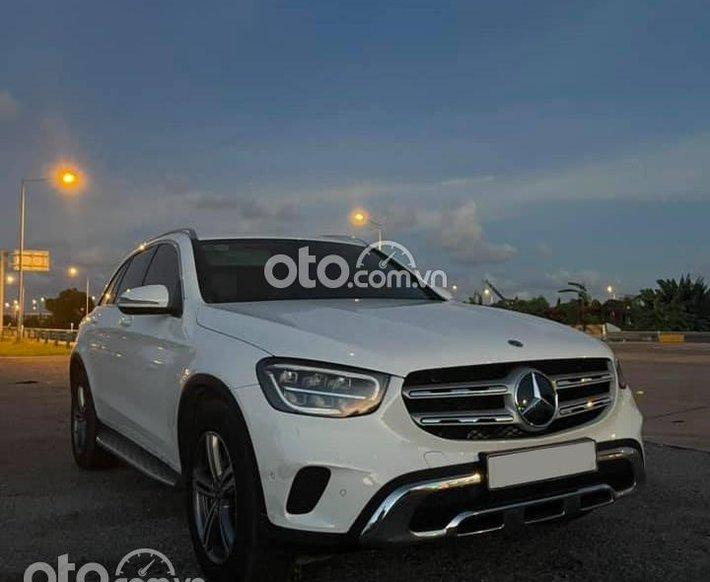 Bán Mercedes- Benz GLC 200 đời 2021 siêu phẩm lướt0