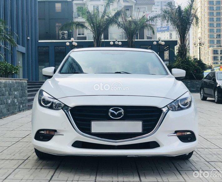 Xe Mazda 3 năm 2018, giá tốt nhất thị trường, hỗ trợ vay 70% lãi suất thấp0