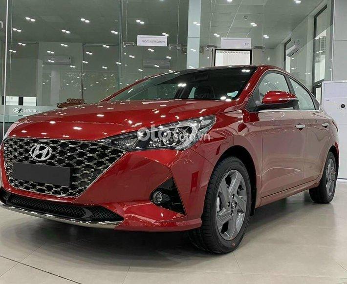 Bán Hyundai Accent sản xuất 2021 chỉ 120tr, ưu đãi 20tr tiền mặt, vay tối đa 90% giá trị xe, xe đủ màu, đủ bản giao ngay0