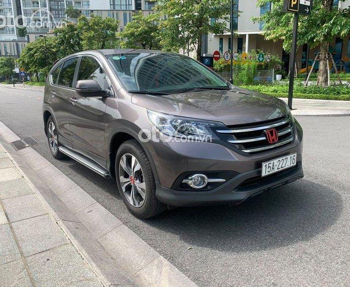 Bán Honda CR V 2.4AT bản full option sản xuất 20140