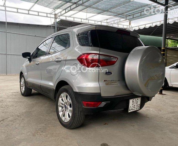 Cần bán lại xe Ford EcoSport sản xuất năm 2017, màu bạc0