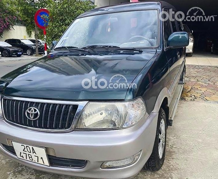 Bán Toyota Zace đời 2005, màu xanh lam0