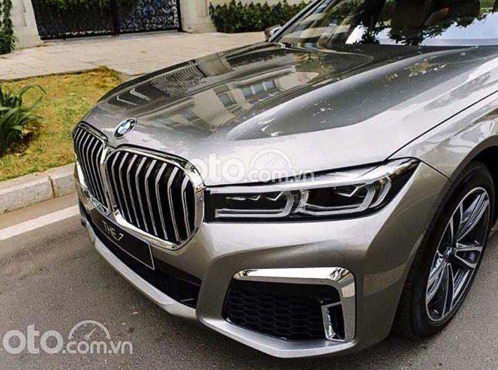 Bán ô tô BMW 730Li đời 2020, màu xám, nhập khẩu nguyên chiếc0