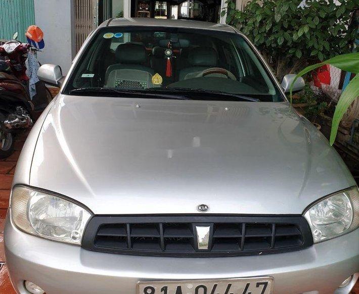 Bán Kia Spectra đời 2005, màu bạc, nhập khẩu nguyên chiếc giá cạnh tranh0