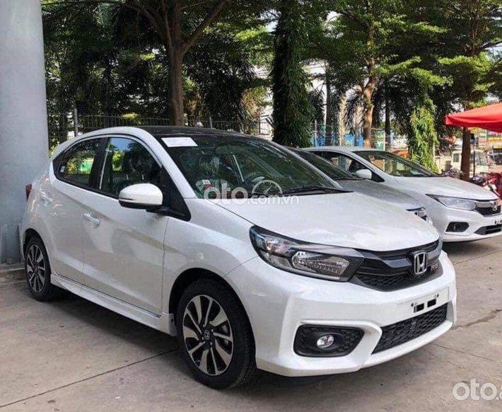 Honda Brio mới - ưu đãi hấp dẫn nhất 20210