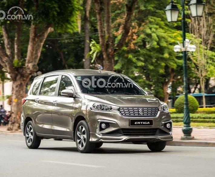 Suzuki Ertiga MT 2021 giá cực kỳ ưu đãi0