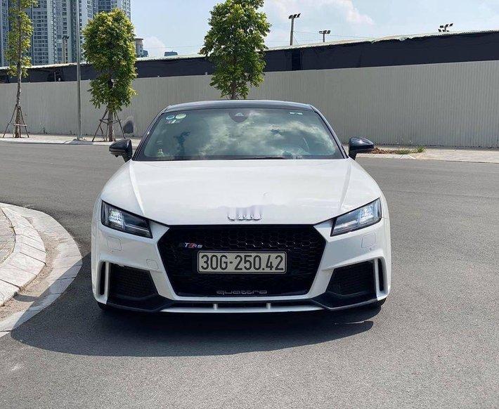 Cần bán gấp Audi TT đời 2015, màu trắng, xe nhập0