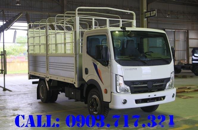 Bán xe tải Nissan 1T9 sản xuất 2020, màu trắng0