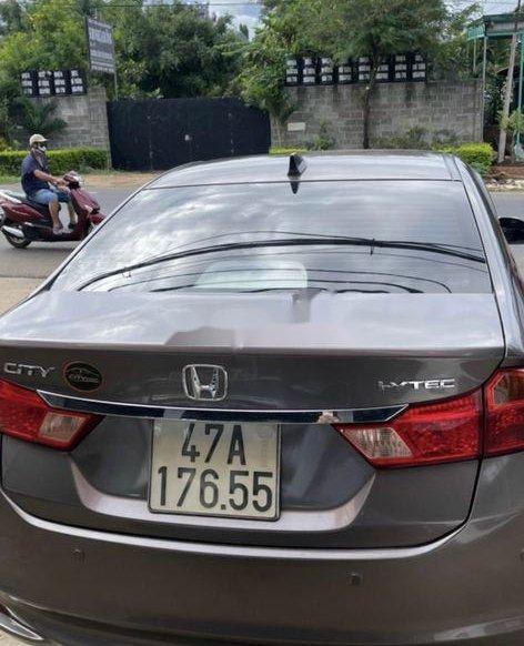 Bán xe Honda City sản xuất năm 2016 giá cạnh tranh0