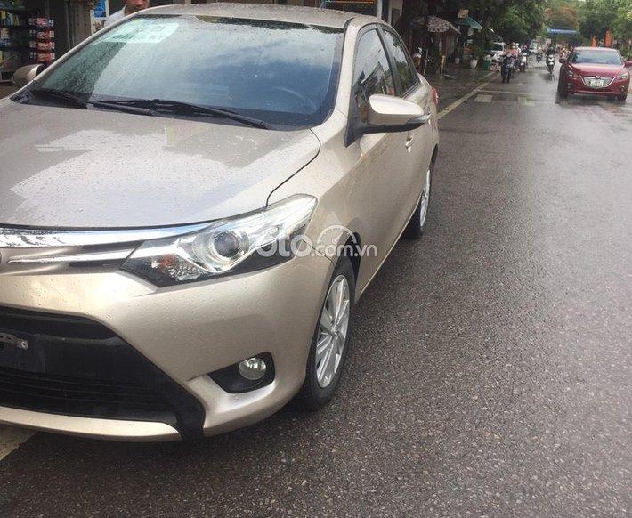 Bán ô tô Toyota Vios G năm sản xuất 2014, giá 418tr0