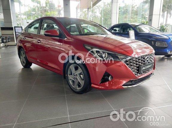 Hyundai Accent AT bản đặc biệt 2021 - KM trực tiếp tiền mặt + phụ kiện chính hãng - hỗ trợ trả góp 85%0