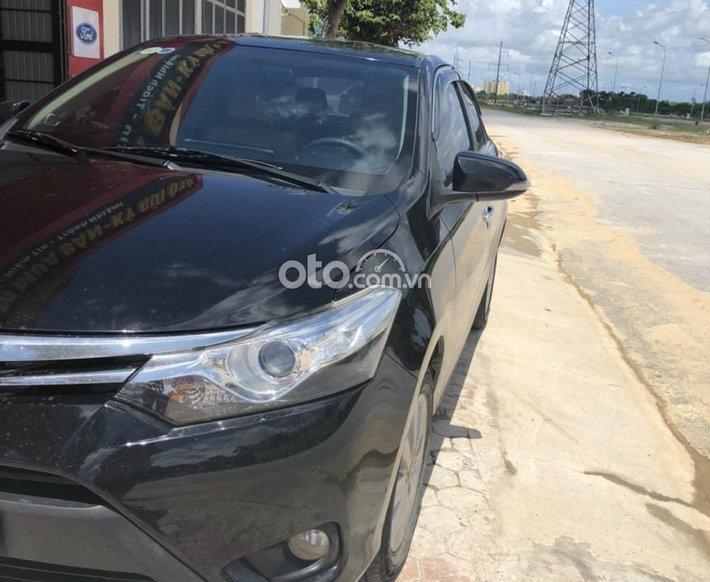 Bán xe Toyota Vios 1.5G AT sản xuất 20170