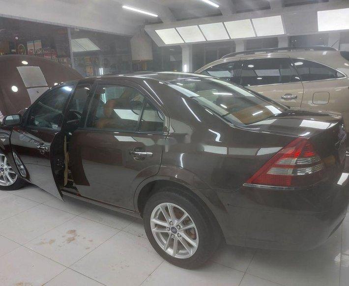 Cần bán gấp Ford Mondeo 2004, màu đen, giá 185tr0