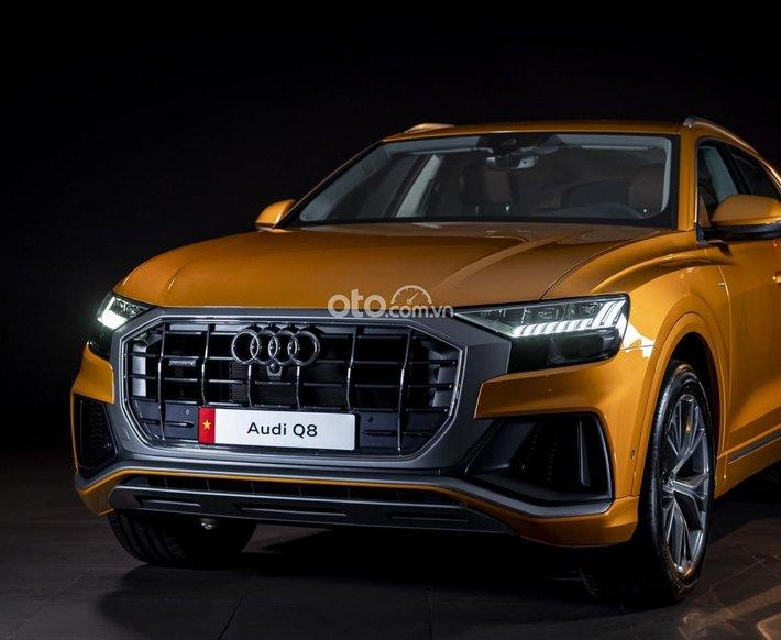 [Audi Miền Bắc] Ưu đãi lớn - Ring ngay Audi Q8 - Hỗ trợ bank ngân hàng0