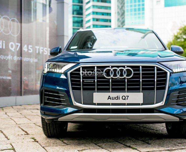 [Audi miền Bắc] Audi Q7 45TSFI, giao xe ngay, giá tốt nhất Miền Bắc0