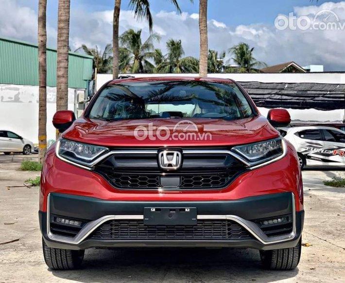 Siêu khuyến mại Honda CRV 2021 giảm 200 triệu tiền mặt, phụ kiện0