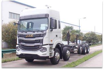 Bán xe tải JAC A5 5 chân năm 2021 hỗ trợ 80% giá trị xe0