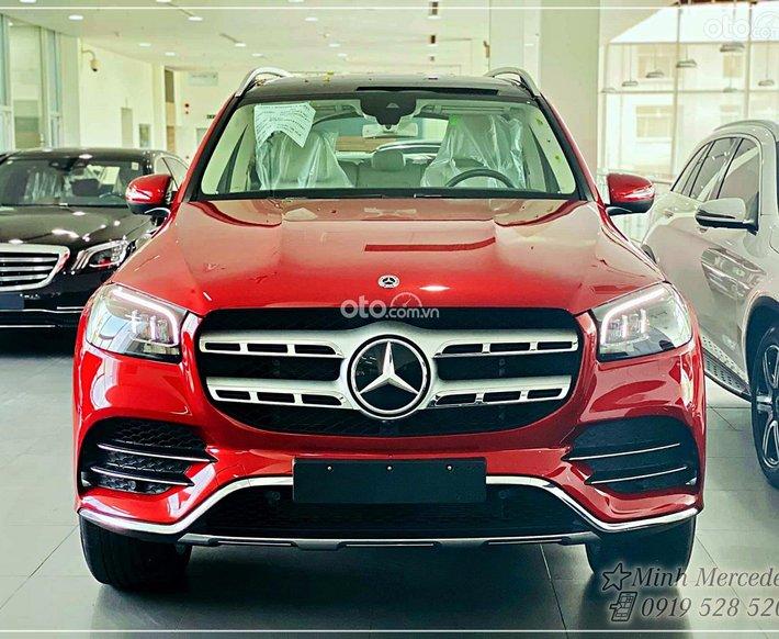 Mercedes-Benz GLS 450 4Matic New 2021 - Xe giao T8-9 2021 - số lượng hạn chế - bank hỗ trợ 70%0