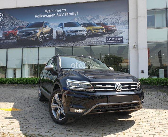 Volkswagen Bình Dương chào bán Tiguan 20210