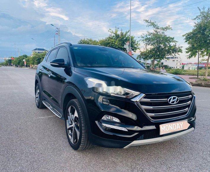 Bán Hyundai Tucson năm 2018 còn mới0