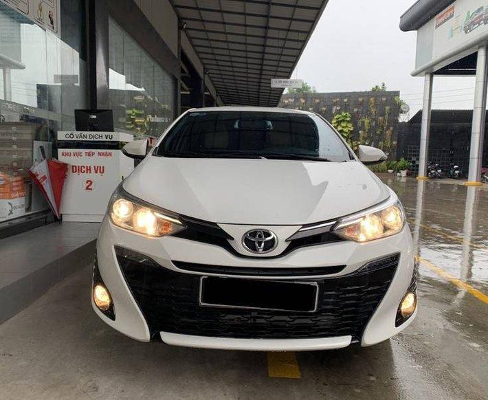 Cần bán Toyota Yaris sản xuất năm 2019, nhập khẩu0