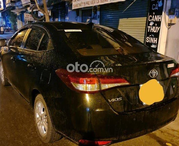 Cần bán Toyota Vios E đời 2019, màu đen số tự động, 450 triệu0