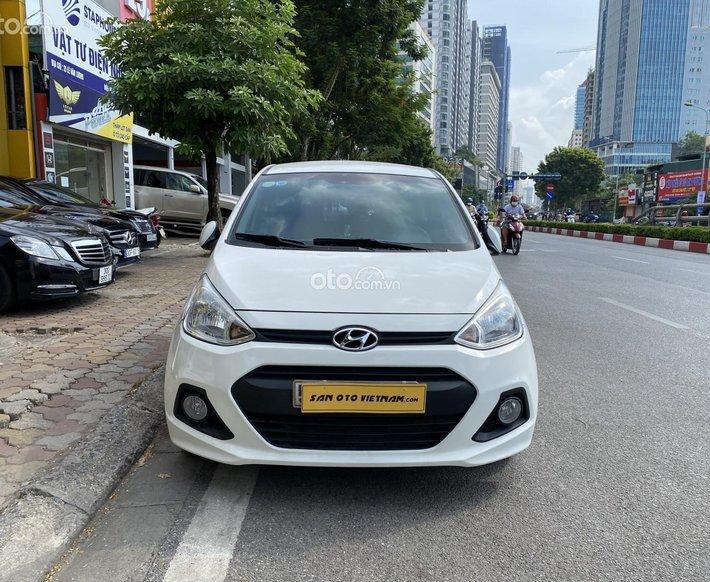 Bán Hyundai i10 sx 2017 1.0 số sàn bản đủ, nhập khẩu0