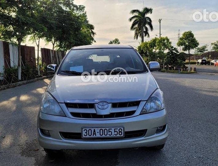 Bán Toyota Innova sản xuất năm 2007 số sàn, giá tốt0