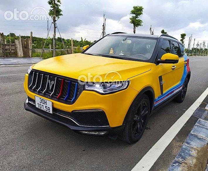 Bán Zotye Z8 năm sản xuất 2018, màu vàng, nhập khẩu nguyên chiếc còn mới0