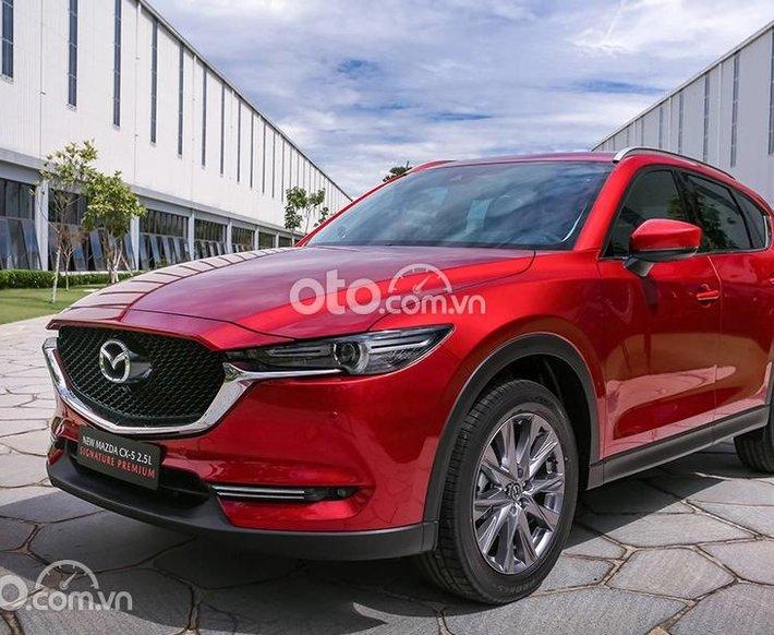 Cần bán xe Mazda CX 5 2.0 Deluxe sản xuất năm 2021, màu đỏ0