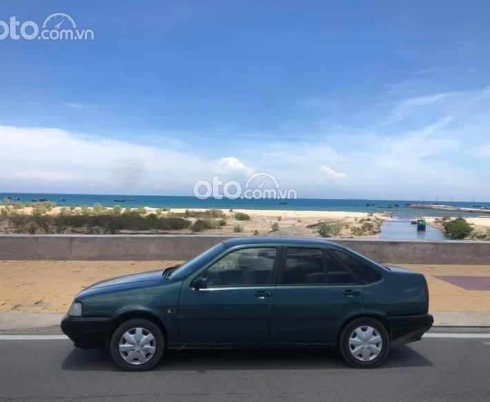 Bán xe Fiat Tempra 1996 màu xanh lục, xe còn rất mới, côn số ngọt ngào0