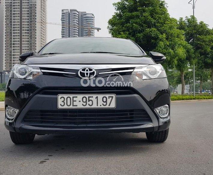 Chính chủ đi từ đầu cần bán Toyota Vios G sản xuất 2017, xe mới đi 4000km, liên hệ nhanh0