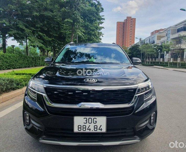 Cần bán xe Kia Seltos 1.4 Premium sản xuất 2020, 1 chủ đi từ đầu0