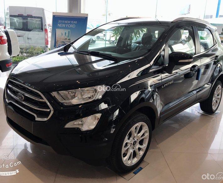 Còn duy nhất 1 xe Ford EcoSport màu đen giảm giá sâu - 30 triệu nhận xe ngay0