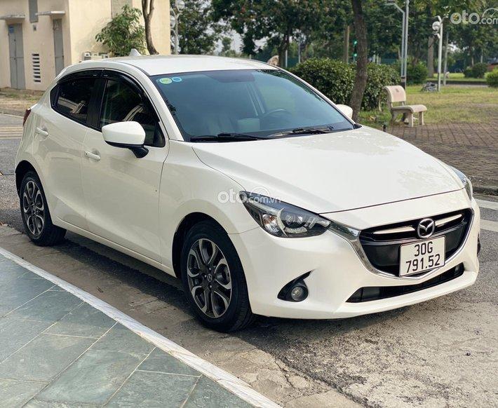 Bán xe Mazda 2 sản xuất 2015, giá 415tr xe full option, cam kết xe máy móc zin nguyên bản0