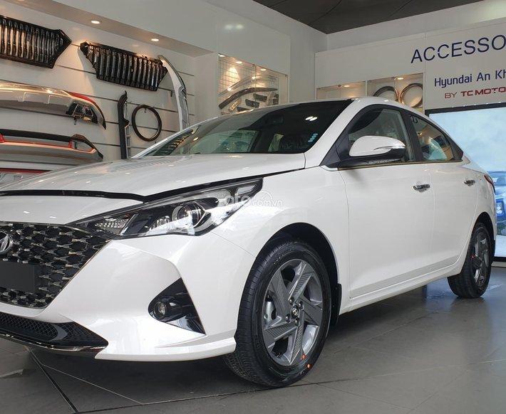 Hyundai Accent 2021 giảm ngay 10tr tiền mặt, nhận xe chỉ từ 150tr nhận xe0