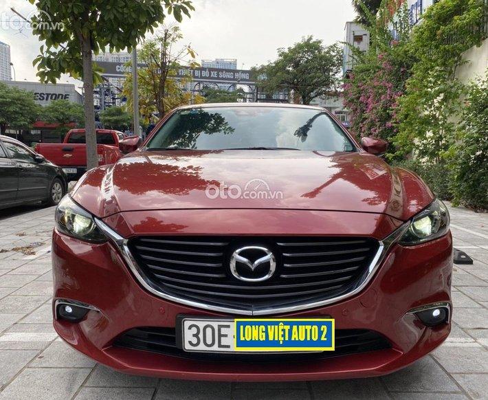 Cần bán Mazda 6 năm 2017 giá cạnh tranh0