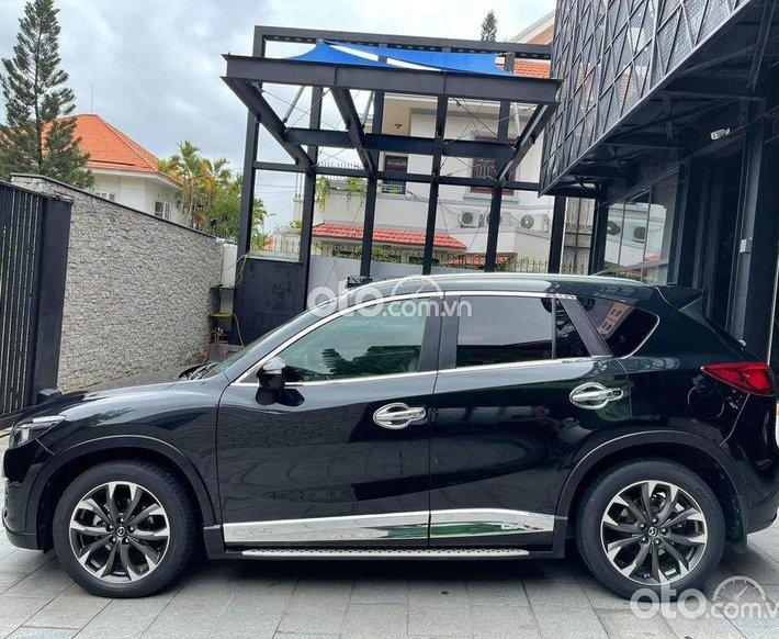 Bán Mazda CX 5 đời 2016, màu đen, 655 triệu0