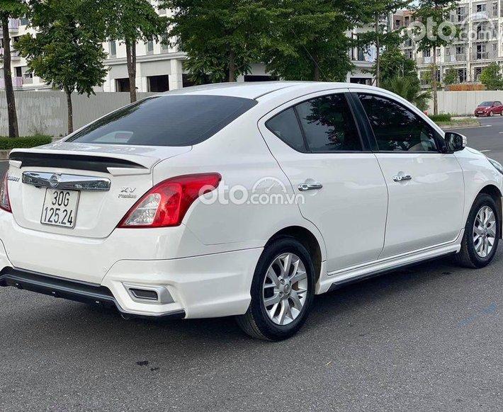 Cần bán xe Nissan Sunny năm 2019, màu trắng0