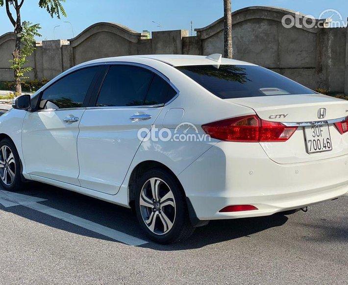 Cần bán lại xe Honda City đời 2017, màu trắng0