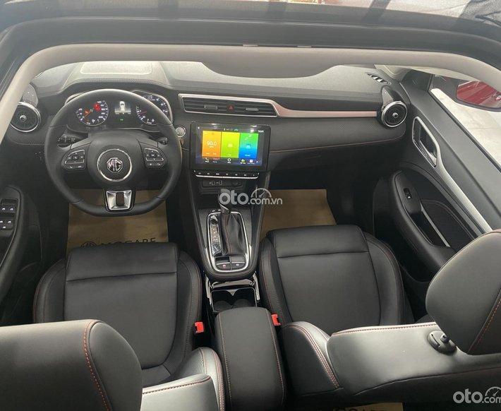 Bán MG ZS Luxury sản xuất 2021, 609 triệu - Mùa dịch ưu đãi vô vàng0
