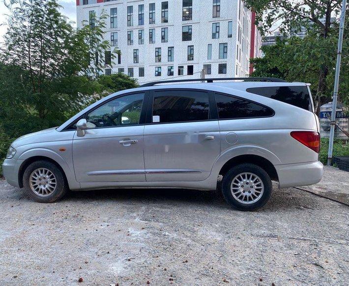 Cần bán lại xe Ssangyong Stavic năm sản xuất 2008, nhập khẩu nguyên chiếc còn mới, 188tr0