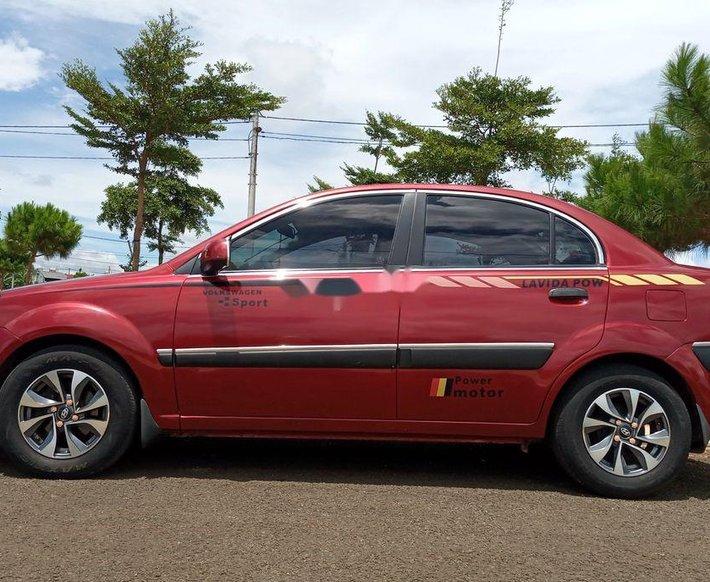 Cần bán Kia Pride năm sản xuất 2008, nhập khẩu nguyên chiếc, 195tr0