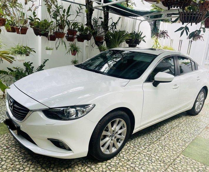 Cần bán lại xe Mazda 6 sản xuất 2016 giá cạnh tranh0