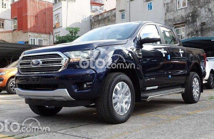 Ford Ranger Limited XLT giá tốt, ưu đãi khủng, số lượng có hạn0